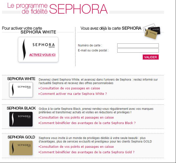 sephora ecommerce montreal