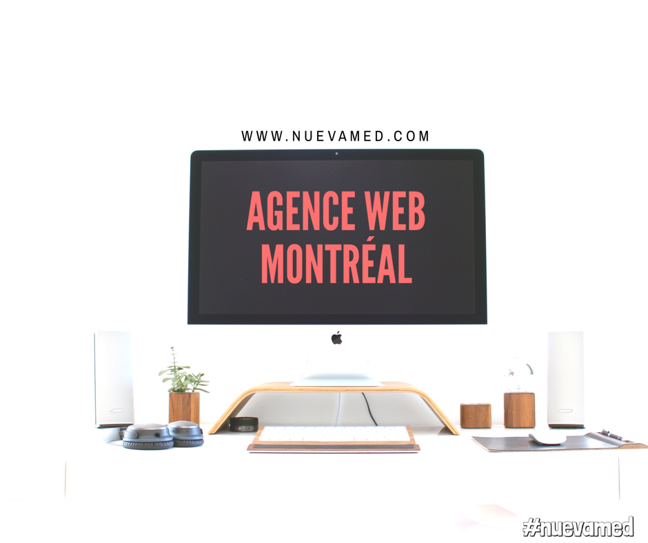 marketing numerique - agence web montreal