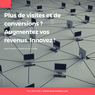 agence marketing web montreal conception site web marketing nuevamed